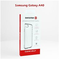 Swissten Clear Jelly Mobile Case for Samsung Galaxy A40
