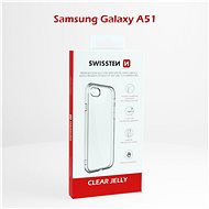 Swissten Clear Jelly for Samsung Galaxy A51 - Mobile Case