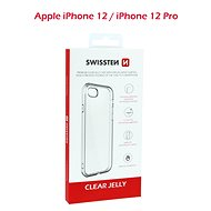 Swissten Clear Jelly for Apple iPhone 12 / iPhone 12 Pro - Mobile Phone Case