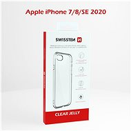 Swissten Clear Jelly for Apple iPhone 7/8 / SE 2020 - Mobile Phone Case