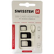 Swissten adapter for 4in1 sim - Adapter