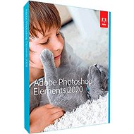 Adobe Photoshop Elements 2020 ENG Upgrade WIN/MAC (BOX) - Software