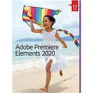 Adobe Premiere Elements 2020 ENG Upgrade WIN/MAC (BOX) - Software