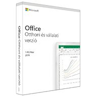 Microsoft Office 2019 Home and Business HU (BOX) - Office