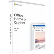 Microsoft Office 2019 Home and Student ENG (BOX) - Office Software