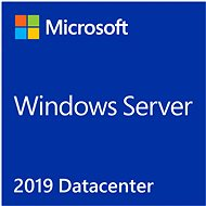 Microsoft Windows Server Datacenter 2019 x64 EN, 16 CORE (OEM) - Master License (BOX) - Operating System