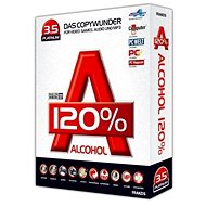 Alcohol 120% Lifetime (Electronic Licence) - Burning Software