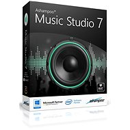 Ashampoo Music Studio 7 (Electronic License) - Electronic license