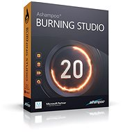 Ashampoo Burning Studio 20 (electronic license) - Electronic license