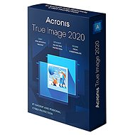 Acronis True Image 2019 CZ Upgrade for 3 PCs (Electronic License) - Backup software