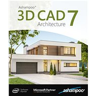 Ashampoo 3D CAD Architecture 7 (Electronic License) - Electronic license