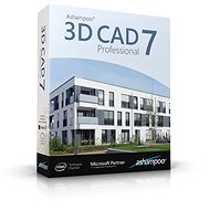 Ashampoo 3D CAD Professional 7 (Electronic License) - Office Software