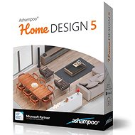Ashampoo Home Design 5 (Electronic License) - Office Software