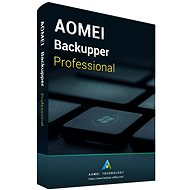 AOMEI Backupper Professional (Electronic License) - Office Software