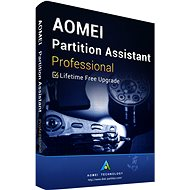 AOMEI Partition Assistant Professional (Electronic License) - Backup Software