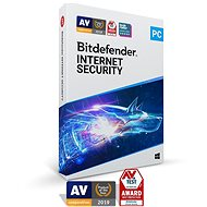 Bitdefender Internet Security - 10 Devices for 2 Years (Electronic Licence) - Internet Security