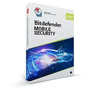 Bitdefender Mobile Security for Android for 1 Device for 1 Year (BOX) - Antivirus software