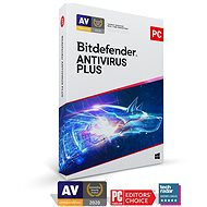 Bitdefender Antivirus Plus for 1 Device for 1 Month (Electronic License) - Antivirus