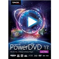 Cyberlink PowerDVD 17 Ultra (Electronic License)