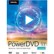Cyberlink PowerDVD 17 Standard (Electronic License) - Electronic license
