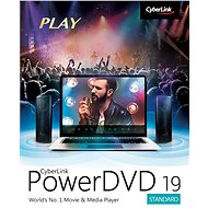 Cyberlink PowerDVD 19 Standard (electronic license) - Electronic license