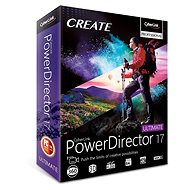 CyberLink PowerDirector 17 Ultimate (Electronic License) - Electronic license