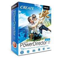 CyberLink PowerDirector 17 Ultra (electronic license)