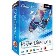 CyberLink PowerDirector 16 Ultra (Electronic License) - Office Software