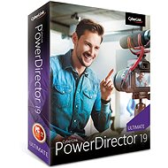CyberLink PowerDirector 19 Ultimate (Electronic Licence) - Video Software