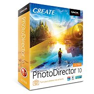 CyberLink PhotoDirector 10 Ultra (electronic license) - Electronic license