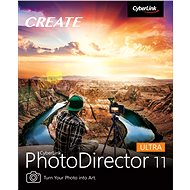 CyberLink PhotoDirector 11 Ultra (electronic license) - Electronic license