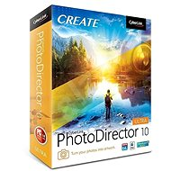 CyberLink PhotoDirector 10 Ultra (Electronic License) - Office Software