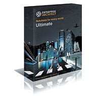 Enterprise Architect Ultimate Edition, Floating License (Electronic License) - Office Software