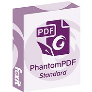 Foxit PhantomPDF Standard 9 (Electronic License)