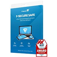 F-Secure SAFE - 3 devices for 1 year (electronic license) - Electronic licenses