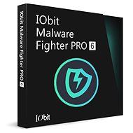 Iobit Malware Fighter 6 PRO (Electronic License) - Electronic license