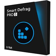 Iobit Smart Defrag 5 PRO (Electronic License) - Electronic license