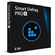 Iobit Smart Defrag 6 PRO for 1 PC for 12 Months (Electronic License) - Office Software
