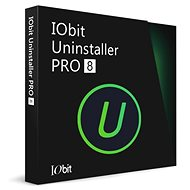 Iobit Uninstaller PRO 8 for 1 PC for 1 year (electronic license) - Electronic license
