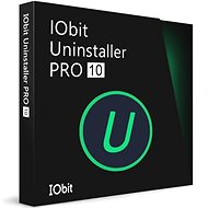 Iobit Uninstaller PRO 10 for 1 PC for 12 Months (Electronic License) - Office Software