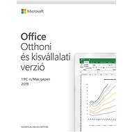 Microsoft Office 2019 Home and Business HU (elektronická licence) - Elektronická licence