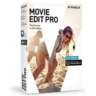 MAGIX Movie Edit Pro (Electronic License) - Office Software