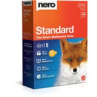 Nero 2019 Standard BOX - Burning software