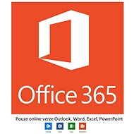 Microsoft Office 365 F3 (Monthly Subscription)- online version only - Office Software