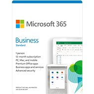 Microsoft 365 Business Standard EN (Electronic License) - Office Software