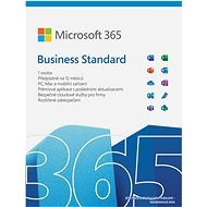 Microsoft 365 Business Standard (Electronic License) - Office Software