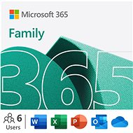 Microsoft 365 Family (Electronic License) - Office Software