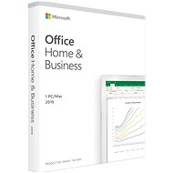 Microsoft Office 2019 Home and Business (BOX) - Office Software