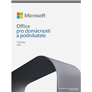 Microsoft Office Home & Business 2021 (Electronic License) - Office Software