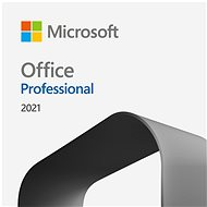 Microsoft Office Professional 2021 (Electronic License) - Office Software